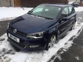 """Vw Polo 1.6 Tdi Sel 2010 """"Extras and low mileage with new Mot"""""""