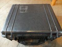 Black Peli Case