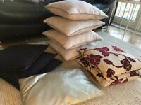 10 cushions all for £20