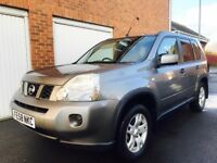 2008 58 Nissan X-Trail **New Shape** 2.0 DCI 4x4+Fsh+Full MOT+Immaculate not shogun qashqai crv
