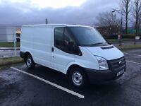Ford Transit 2.2 TDCi 260 SWB Van 2012/12 Reg with Full Service History NO VAT