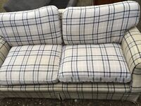 Laura Ashley Sofa Two Seater