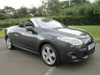 2011 RENAULT MEGANE CONVERTIBLE 1.4 SAT NAV Part exchange available / Credit & Debit cards accepted