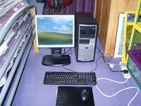 p4 desk top computer