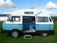 VW Camper Van Transporter 1988