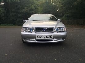 Excellent Volvo C70 convertible full service history
