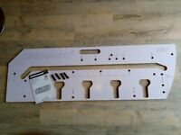 Silverline Kitchen Worktop Jig, 900 mm