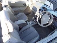 RENAULT MEGANE CONVERTIBLE 1.6 CABRIO CHEAP CAR LOW MILES CLIO