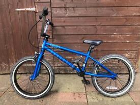 """Boys Cuda Shredder BMX bike - 18"""" Wheels, Great condition"""