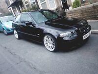 2003 BMW E46 3SERIES 325TI MSPORT