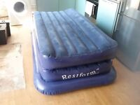 Queen sized large Airbed ,