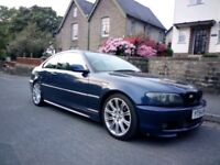 2005 BMW 330Cd M Sport Auto Coupe- 3 Series E46 Diesel (330d 320d 320cd 330)