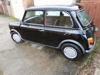 Rare, all original, Mini Designer for sale - one of only 2000 made. MOT to Oct.17