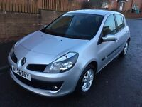 RENAULT CLIO 1.4 DYNAMIQUE 5 DOOR ** 56 PLATE ** 74,000 MILES ** FULL HISTORY **