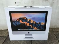 """2017 Apple iMac 21.5"""" Complete Box Only"""