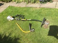 Ryobi Expand-It Strimmer with Cultivator Attachment