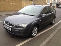 2005 FORD FOCUS 1.6 WITH 1YEAR MOT AND TAX QUICK SALE