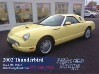 2002 Ford Thunderbird Hard Shell *Like New *Blow Out Price*