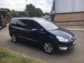 2012/61 Ford Galaxy Titanium X 2.0Tdci✅LOW MILES✅7SEATS✅TOP SPEC✅FULL LEATHER PAN ROOF