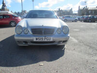 mercedes E 240 auto saloon Restoration project. great reliable runner, newish tyres