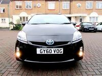 TOYOTA PRIUS 1.8 VVTI HYBRID T SPIRIT 5 DOOR HATCHBACK FSH HPI CLEAR 2 KEYS EXCELLENT CONDITION