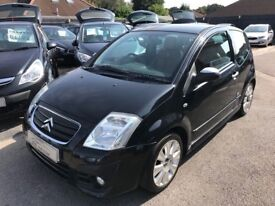 2009/09 Citroen C2 1.6 i 16v Code 3dr HATCHBACK HEATED LEATHER+LIMITED EDITION STUNNING LOOKS