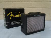 Guitar Mini Amp