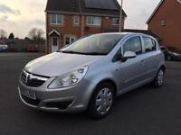 VAUXHALL CORSA CLUB , MOT TILL NOV 2018, SERVICE HISTORY , HPI CLEAR AIR CONDITION