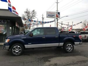 2012 Ford F-150 XTR CREW CAB 4X4 WE FINANCE !!