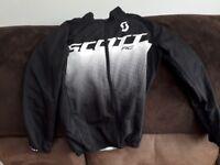 Scott Windproof Jacket Black