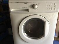 7kg Zannussi washing machine