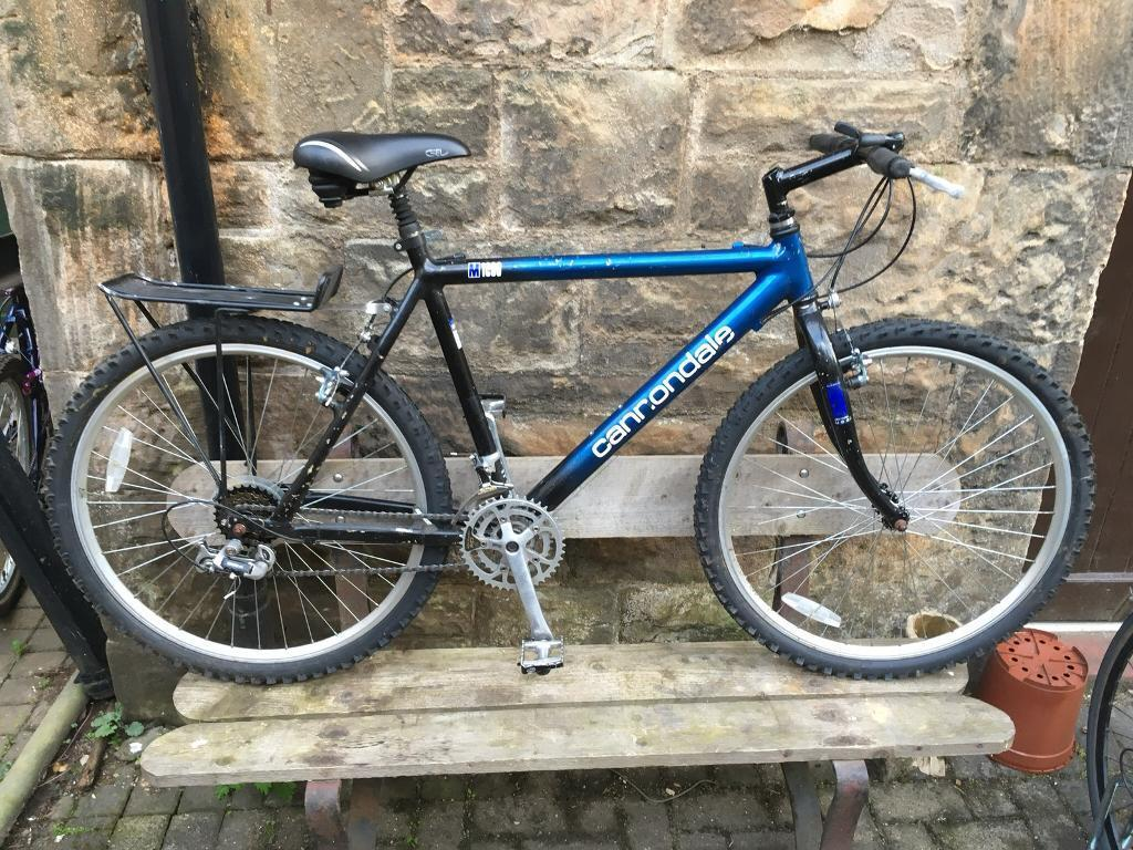 30b59cd36f7 Cannondale M1000 | in Partick, Glasgow | Gumtree