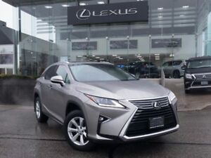 2017 Lexus RX 350 AWD Backup CAM Sunroof Heated Seats Bluetooth