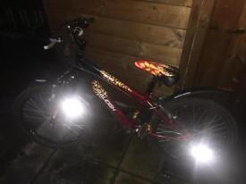 "Boys 16"" bike - excellent"