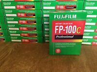 FUJI FP100-C Instant Film / Polaroid Type 100 Film