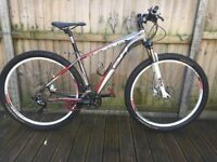 BH Bikes Peak 6.9 29er Mens Mountain Bike