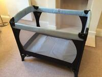 Mothercare travel cot.