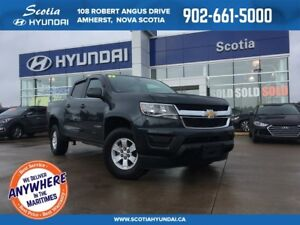 2017 Chevrolet Colorado 4X4 - $216 Biweekly - Backup Camera