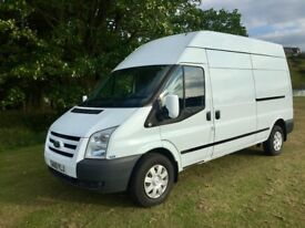 Genuine one of opportunity for a new owner. transit lwb 11 ex council phenomenal low miles years mot