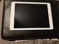 Ipad 2017 hardly used bought on 10th Aug 2017