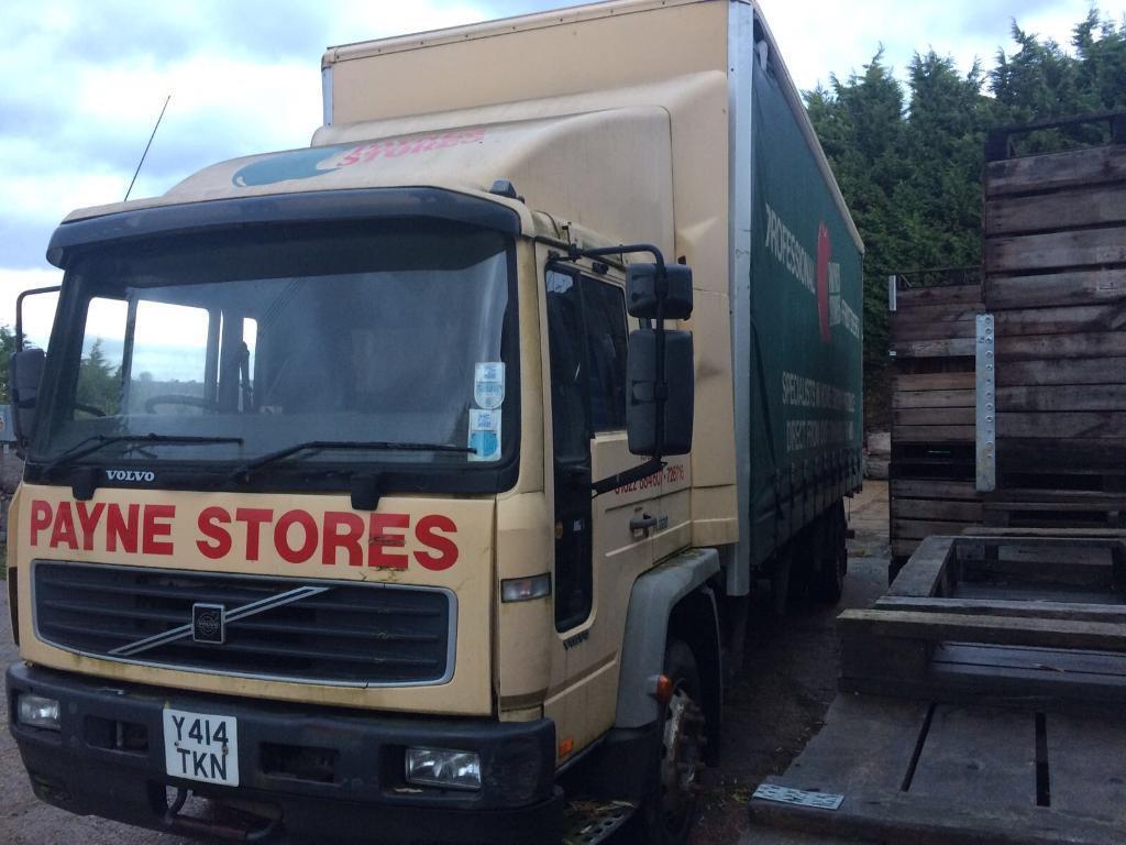 Volvo fl6 18 ton truck