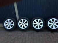 """16"""" Mercedes alloy rims"""