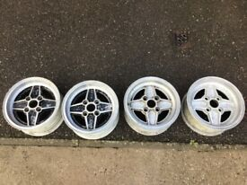 image for Ford Escort RS2000 Mexico Harrier Capri RS 6x13 Alloys x 4