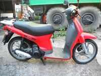 2002 Honda SH50 City Express