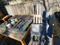 Carp fishing odds and ends