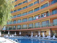 Bulgaria-Beautiful apartment in Sunny Beach with sea/pool views- 3 available
