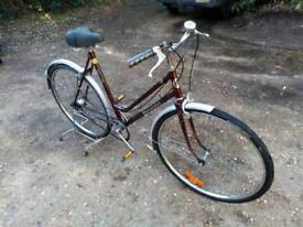 Ladies Town bike (Vintage style)