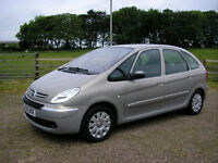 2007 Citreon Xsara Picasso VTX Low Mileage
