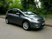 "2015 NISSAN NOTE 1.2 DIG S AUTOMATIC & 16"" ALLOY WHEELS"
