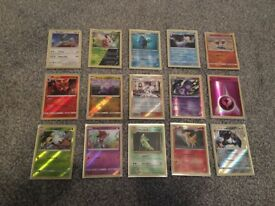 Spare Holos & Reverse Holo Pokemon Cards
